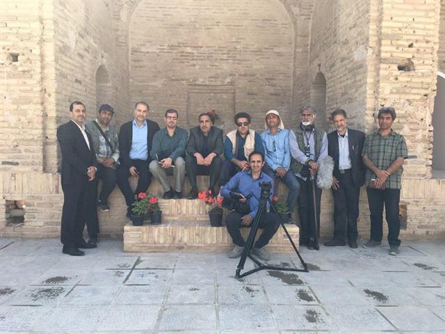 تدوین مستند تلویزیونی میراث کهن فراموش شده شرق اصفهان شروع شد
