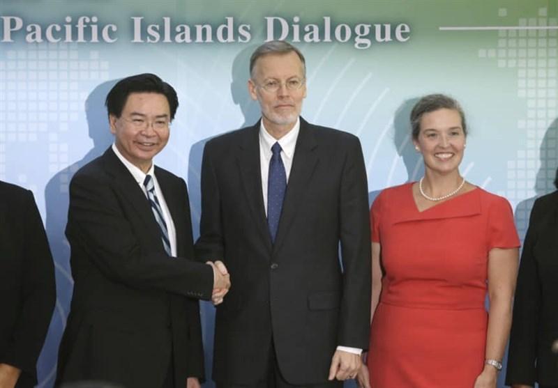 حضور مقام وزارت خارجه آمریکا در تایوان؛ مداخله در امور حاکمیتی چین