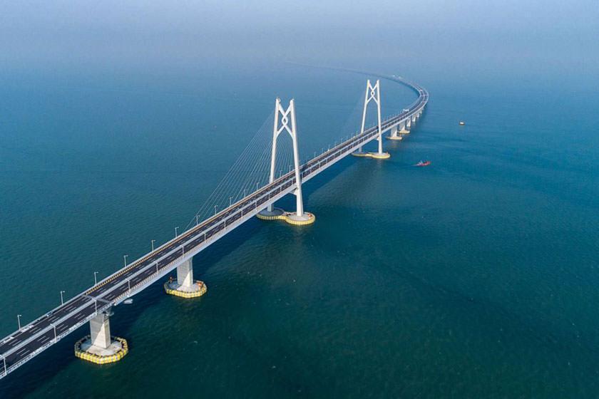 حقایقی جالب درباره طولانی ترین پل جهان