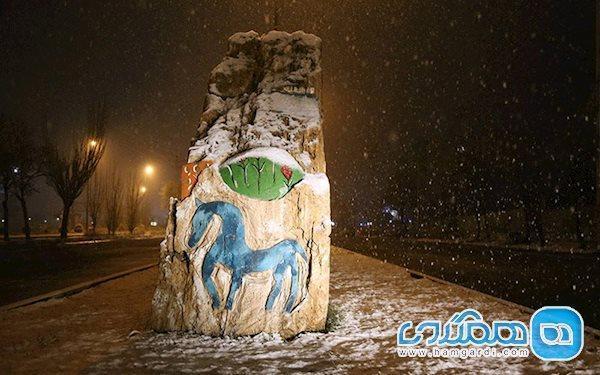 بزرگترین جشنواره زمستانه ایران در همدان برگزار می گردد!