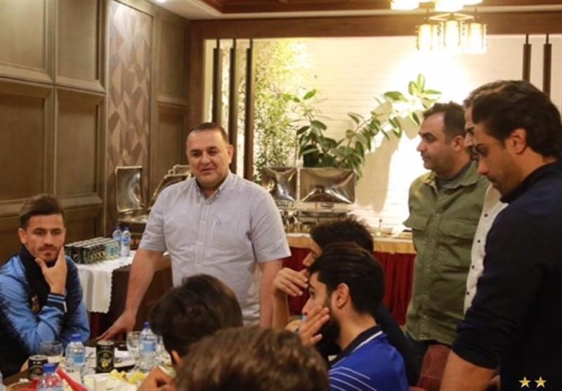 موسوی: شرایط مدیرعاملی باشگاه استقلال را ندارم، می خواهیم باشگاه از نظر مالی بی نیاز شود