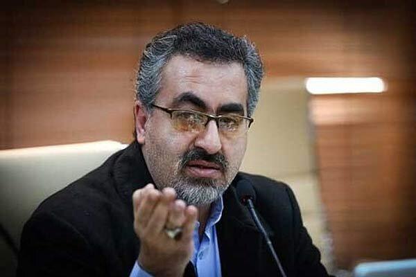 کرونا طی یک روز در ایران؛ ابتلای 2389 نفر ، مرگ 157 تن