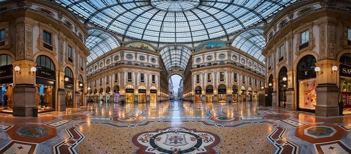 با 7 مرکز خرید لوکس و مشهور دنیا آشنا شوید