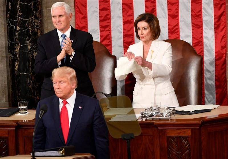 انتقاد پلوسی از شکست کامل دولت ترامپ در مدیریت کرونا