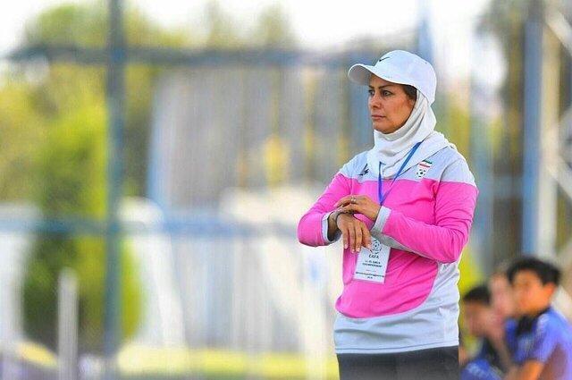 آینده در دستان دختران فوتبالیست!