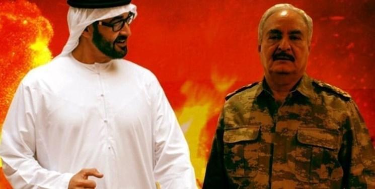 منابع اماراتی خبر دادند؛ محمد بن زاید به ژنرال حفتر پشت کرده است