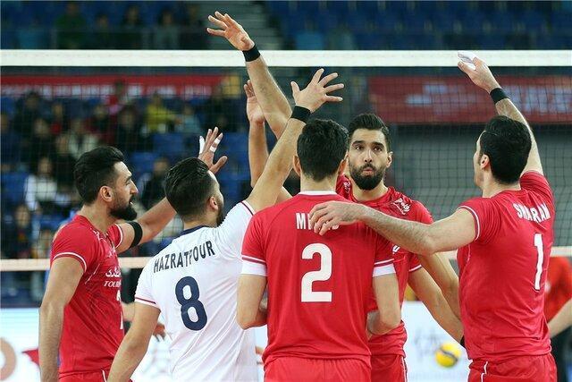 اعلام رنکینگ جهانی والیبال: ایران همچنان هشتم جهان و اول آسیا