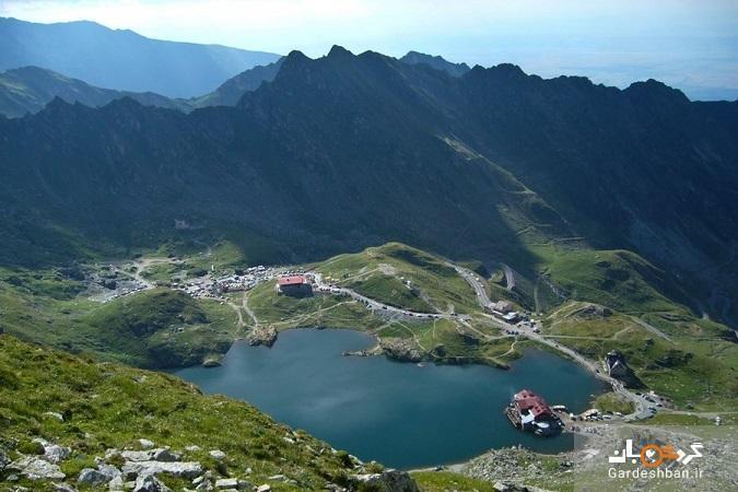 بالئا؛ دریاچه ای بی نظیر در قلب رومانی، عکس