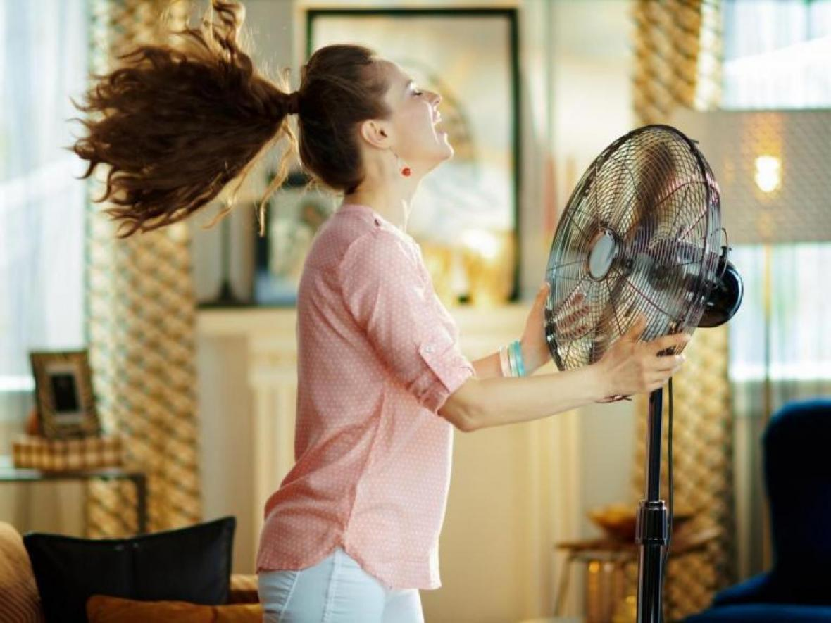 چگونه خانه را خنک نگه داریم