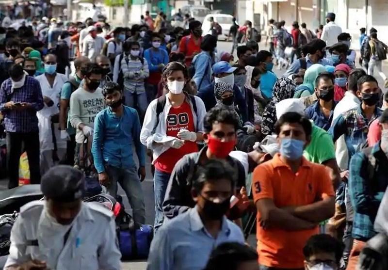 روز تلخ کرونایی هند با ثبت 49 هزار بیمار جدید