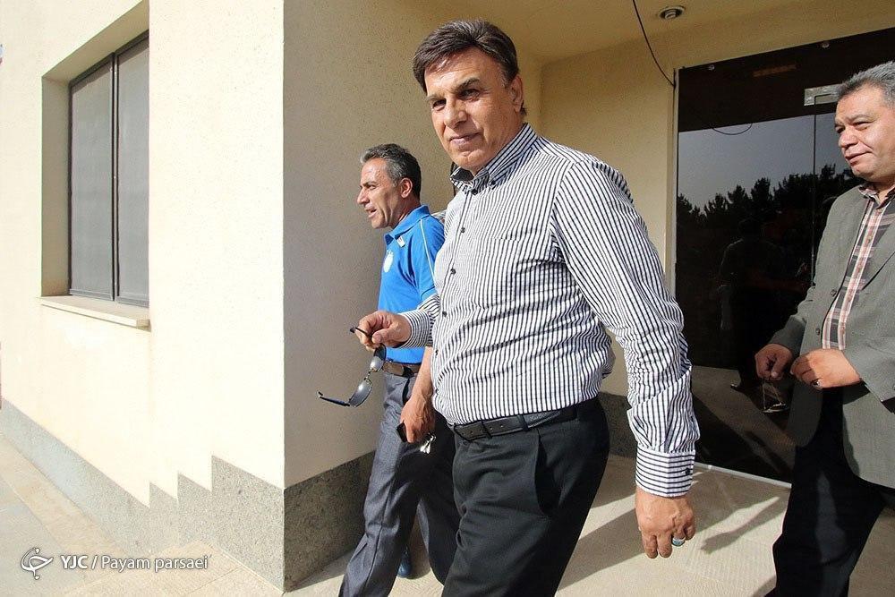 دستیاران پرویز مظلومی در تیم ملی فوتبال جوانان مشخص شدند