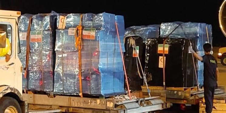 کمک های بشردوستانه ایران به لبنان رسید