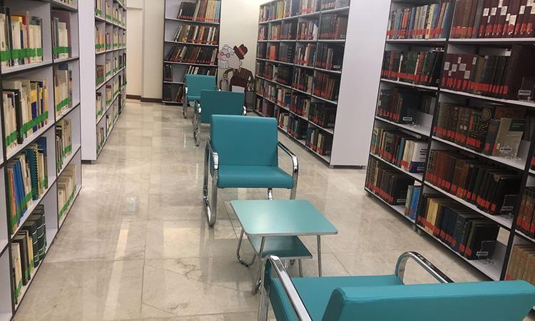 بازسازی کتابخانه