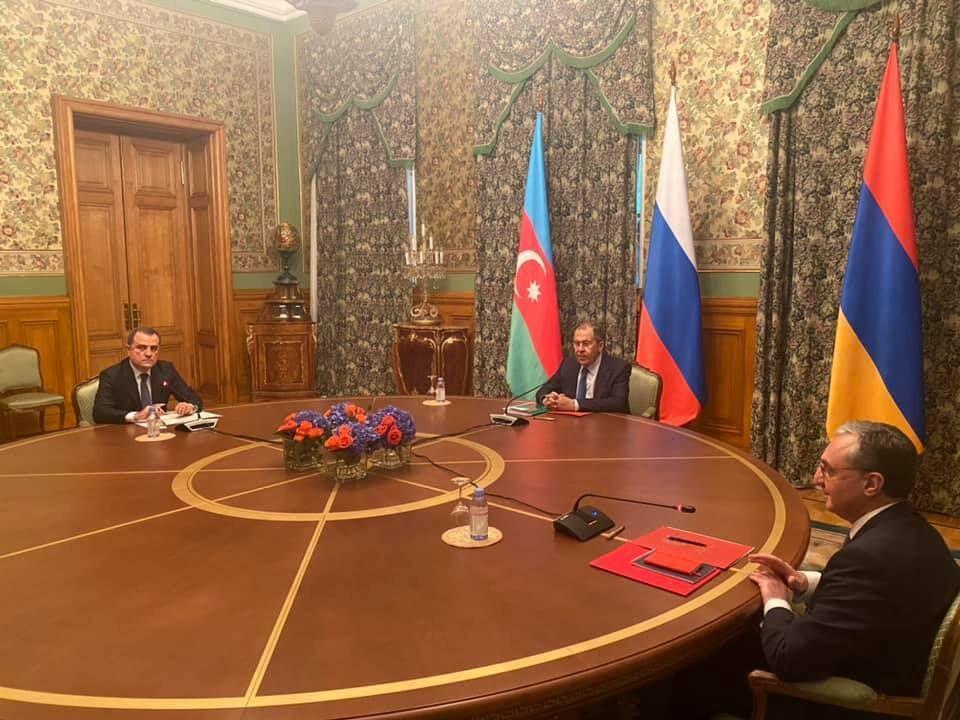 توافق ارمنستان و جمهوری آذربایجان و برقراری آتش بس در قره باغ