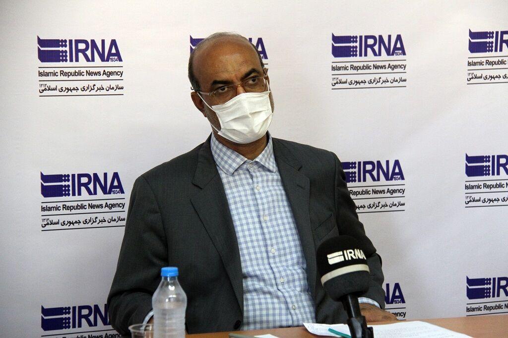 خبرنگاران محدودیت های کرونایی در قزوین یک هفته دیگر تمدید شد