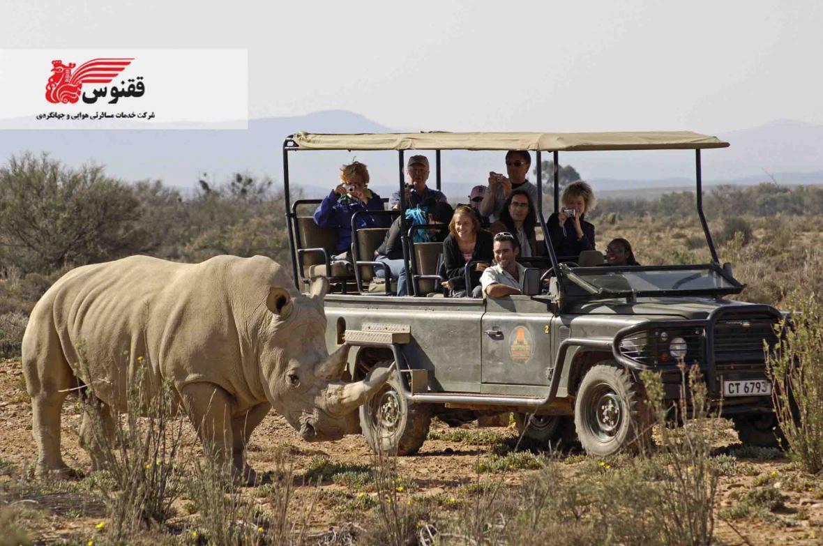 آفریقای جنوبی، جواهر قاره سیاه