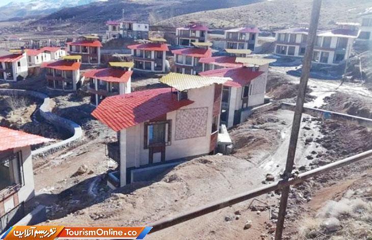 سرمایه گذاری 610میلیارد ریالی بخش خصوصی برای احداث دهکده گردشگری در چهارمحال و بختیاری