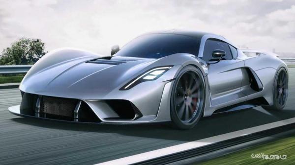 خودروی هنسی ونوم F5 به صورت رسمی معرفی گردید