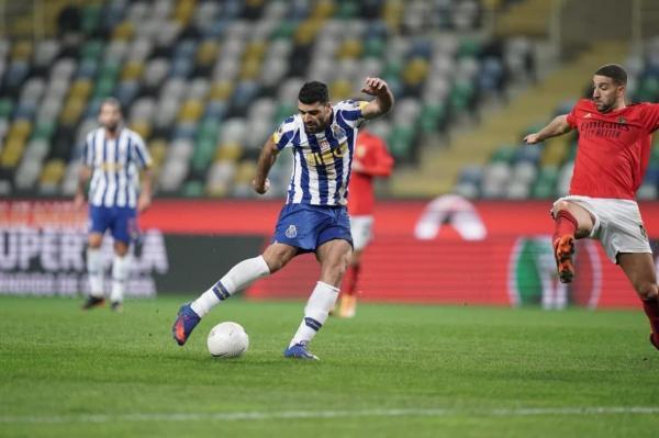 قهرمانی پورتو در سوپرکاپ پرتغال با درخشش مهاجم ایرانی؛ طارمی از بنفیکا هم پنالتی گرفت