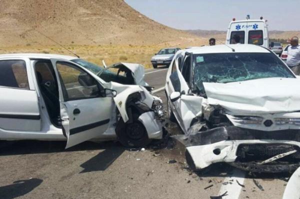 خبرنگاران تصادفات جنوب سیستان و بلوچستان 29 مجروح برجا گذاشت