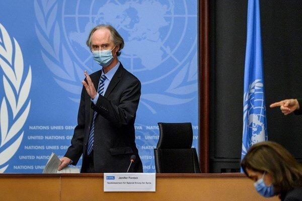 پدرسن: بی اعتمادی مانع حل بحران سوریه است