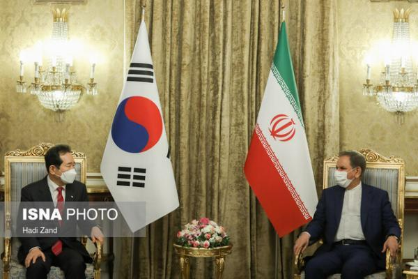 نخست وزیر کره جنوبی: سفرم به تهران نشان از اراده محکم کره برای آینده نگری دوجانبه است
