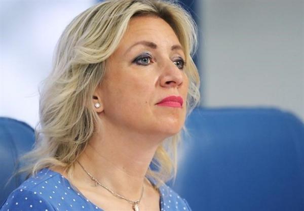زاخارووا: روسیه در حال کار به روی توافقات ژنو است