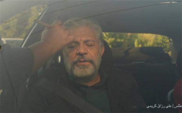 پرویز فلاحی پور ایفای نقش خبرنگار پیشکسوت در سریال بی نشان را شروع کرد