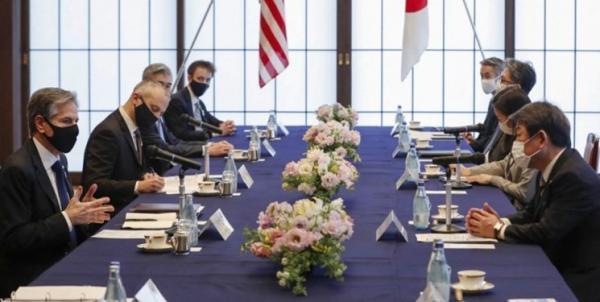 کره شمالی، موضوع نشست وزرای خارجه سئول، واشنگتن و توکیو